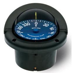 """<span class=""""tooltip"""">Compass SS-1002 flush mount 3-3/4<br/>power damp flat card dial 12V Green<br/>night light built in compensator... <span class=""""tooltiptext""""> Compass SS-1002 flush mount 3-3/4 power damp flat card dial 12V Green night light built in compensator """"Super sport series"""" Black Note: Compasses are standard balanced for Zone 2, contact Exalto Emirates for different zone setting  </span> </span>"""