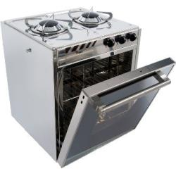 Gas cookers 2 burners with oven CU1300