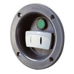 Thruster panel BPSM side mount with<br/>on-off & directional rocker switch<br/>