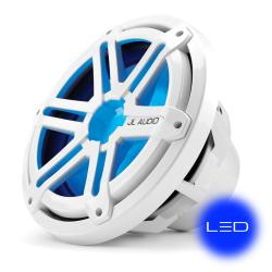 """Subwoofer 10"""" MX10IB3-SG-CLD-B<br/>Chrome sport grille with Blue LED<br/>"""