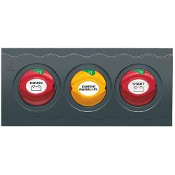 Panel CC-810 for battery<br/>distribution<br/>