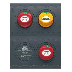 Panel CC-802 for battery<br/>distribution<br/>
