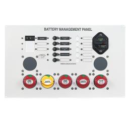 Battery management panels MS 2