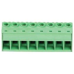 Terminal block 8 way for<br/>08.16.0050/ 08.16.0052<br/>