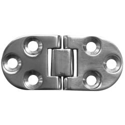 Hinge 64 x 30 mm casted SS316