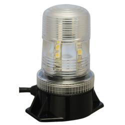 Light Strobe Beacon 18x3.6W Blue<br/>12- 32V LED<br/>