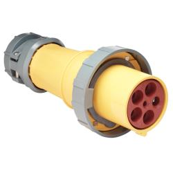 Shore power connector M5100C9R<br/>female 100A 3Ph Y 120/208V 5 wire<br/>4 pole(suits 08.13.0112)