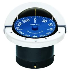 """<span class=""""tooltip"""">Compass SS-2000W 12V flush mount<br/>4-1/2"""" power damp flat card dial<br/>12V Green night light compensator... <span class=""""tooltiptext""""> Compass SS-2000W 12V flush mount 4-1/2"""" power damp flat card dial 12V Green night light compensator included """"Super sport series"""" White Note: Compasses are standard balanced for Zone 2, contact Exalto Emirates for different zone setting  </span> </span>"""