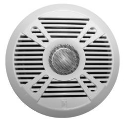 "Speaker 6-1/2"" MA7065 White round<br/>2 way 180W peak / pair Premium<br/>series (pack of 2 speakers)"