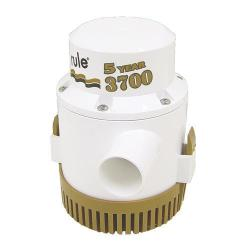 Pump bilge 3700 Gph 12V Gold<br/>series non automatic rule series<br/>with 5 years warranty