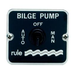 Switch panel 3way 12/24/32V for<br/>bilge pump<br/>